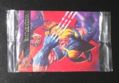 (1995 Fleer Ultra X-Men Wolverine PROMO Card (Sealed) NM/M Marvel)
