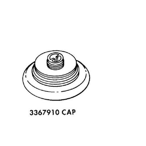 dishwasher spray arm cap - 4
