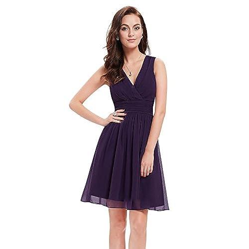 Short Wedding Guest Dresses: Amazon.com