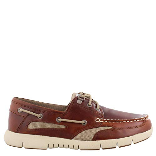 (Sebago Mens Clovehitch Lite Brown/Cinnamon 11.5 M)