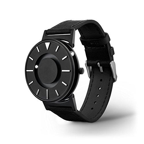 EONE The Bradley x DEZEEN Limited Edition Watch Matte Black Swiss Quartz