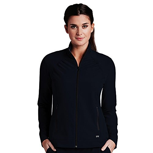 Zipper Front Jacket - 3