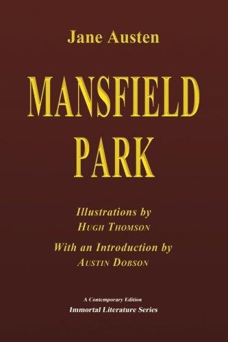 Mansfield Park (Immortal Literature Series)