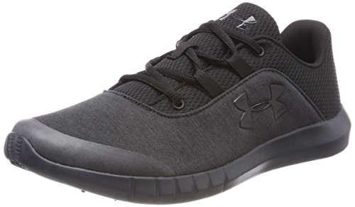 para Negro de Running Black Under Mujer Zapatillas Mojo UA Armour W qAww01Zz