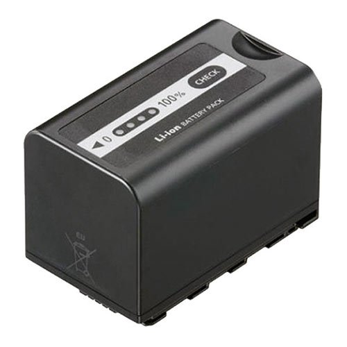 Panasonic VW-VBD58 Rechargeable Battery (Black) by Panasonic