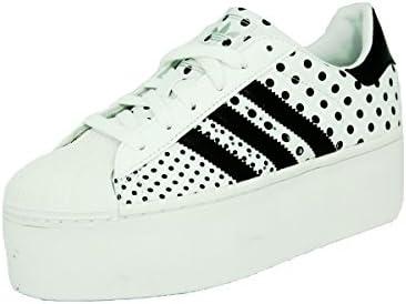 Adidas SUPERSTAR 2 PLATFORM UP EF White