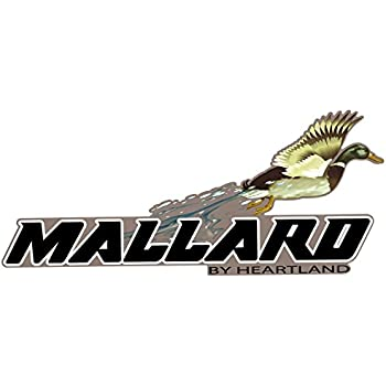 Mallard  RV LOGO Graphic decal lettering