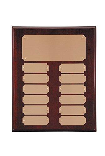 12 Plate Perpetual Plaque 8