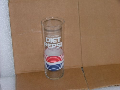 collectable-one-calorie-diet-pepsi-glass