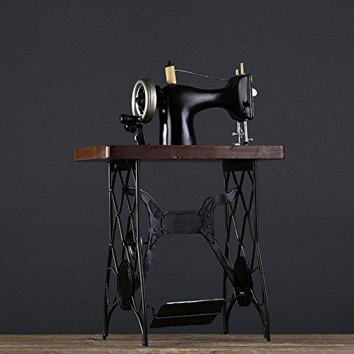 Vintage Retro Decoresd Trípode de hierro modelo de máquina de ...