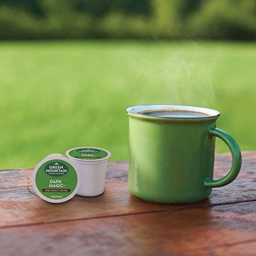 Green Kitchen Jeddah: Green Mountain Coffee Roasters Dark Magic Keurig Single