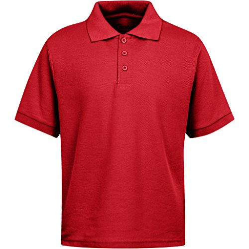 Mens Red Polo Shirts XL