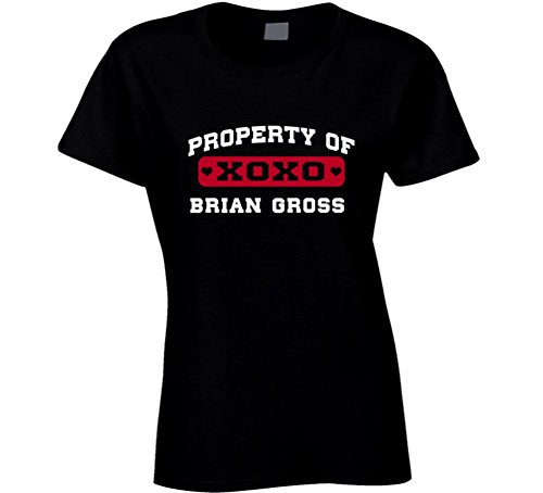 Brian Gross Real estate of I Love T Shirt 2XL Black