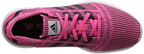 Adidas Performance Donna Elemento Refine Tricot W Scarpa Da Corsa Rosa