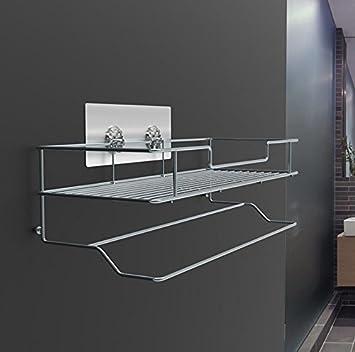Badezimmer Kel | Kieyy Badezimmer Rack Handtuchhalter Edelstahl Bad Handtuchhalter