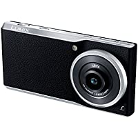 Panasonic Lumix Communication Camera with F2.8 LEICA DC ELMARIT Lens (DMC-CM10-S) - International Version