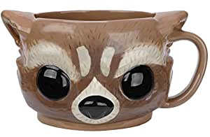 Guardianes de la Galaxia POP! Home Taza Rocket Raccoon