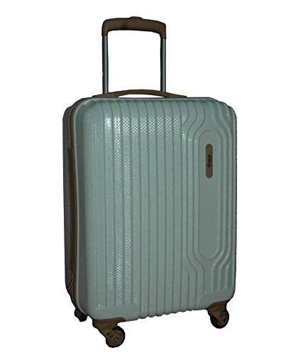 Vip Polycarbonate 75cms White Hard Sided Suitcases Trolley Bags Amazon In Bags Wallets Luggage