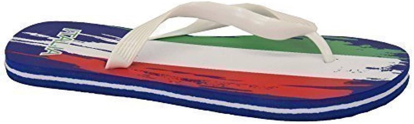 Na – para Hombre Chanclas Sandalias de Playa con diseño de la Bandera para Verano, (Blanc - TCG1306), 45: Amazon.es: Zapatos y complementos
