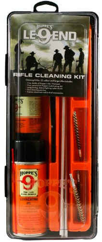(Hoppe's Legend Cleaning Kit, .22+ Caliber Rifle)