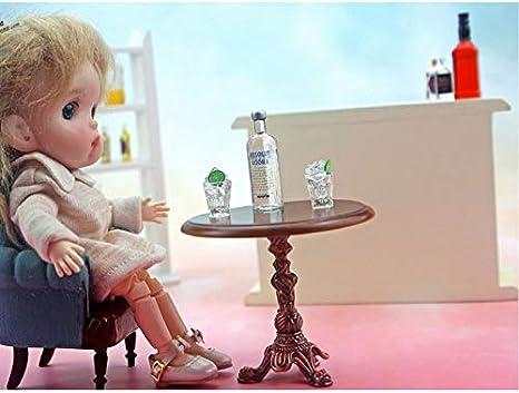Details about  /A dozen Miniature food model drink Dollhouse Miniature 1:12 Doll AccessorieNWUZZ