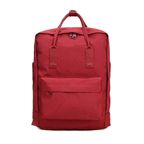 NDYE New Design Students Bag Backpack Arrival Children Solid Waterproof Oxford Backpacks Student School Bags