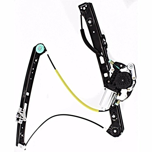 Wagon Front Window (99-05 BMW 3-series Sedan / Wagon Power Window Regulator with Motor Front Right Passenger)