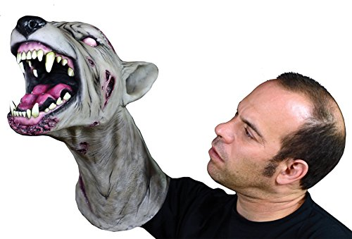 Trick or Treat Studios Men's Death Studios Collection-Zombie Dog Arm Puppet, Multi, One -