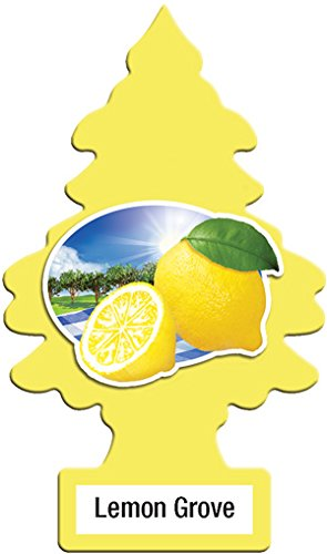 Scent Grove - Car Freshener Little Trees 72 pack Case Assorted Scents (Lemon Grove)