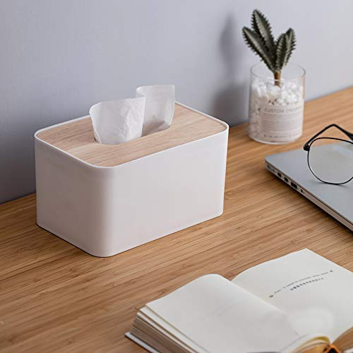 Buy tissue cover box rectangle