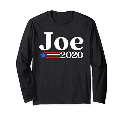 (Joe Biden 2020 Long Sleeve T-shirt Vote JOE for President )