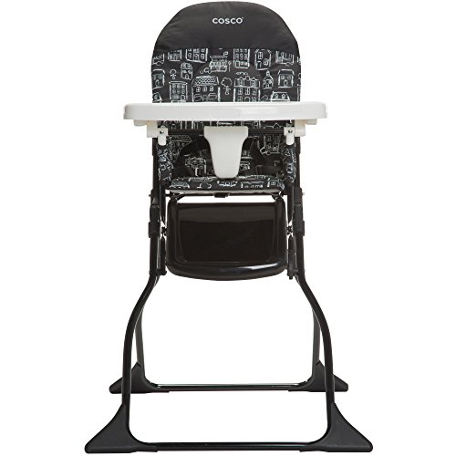 Cosco Simple Fold High Chair, Mapleton from Cosco