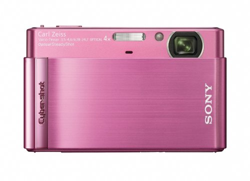Sony Cyber-shot DSC-T90 12.1 MP Digital Camera with 4x Optical Zoom and Super Steady Shot Image Stabilization ()