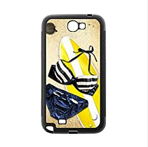 Best Seller Case,Unique Sexy Lingerie Design Samsung Galaxy Note2 N7100 Plastic and TPU Case, Cell Phone Cover