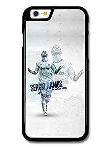 Sergio Ramos Victory Real Madrid CF Football Player case for iPhone 6