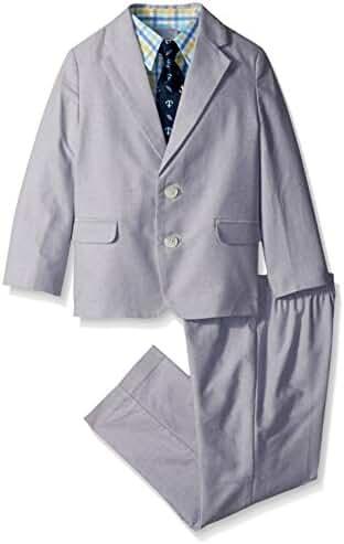 Nautica Boys' Chambray Suit Set