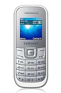 "Samsung GT-E1200 - Teléfono móvil (3,86 cm (1.52""), 128 x 128 Pixeles, TFT, Single SIM, 2G, 900, 1800 MHz) Color blanco"