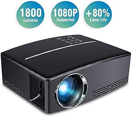 Ai LIFE Proyectores Proyector portátil Mini proyector LED de 3200 ...