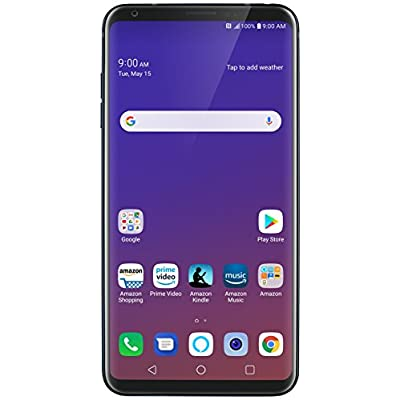 LG V35 ThinQ with Alexa Hands-Free – Prime Exclusive Phone – Unlocked – 64 GB – Aurora Black - 4017264 , B07D46BMYT , 454_B07D46BMYT , 651.99 , LG-V35-ThinQ-with-Alexa-Hands-Free-Prime-Exclusive-Phone-Unlocked-64-GB-Aurora-Black-454_B07D46BMYT , usexpress.vn , LG V35 ThinQ with Alexa Hands-Free – Prime Exclusive Phone – Unlocked – 64 GB – Aurora Bl