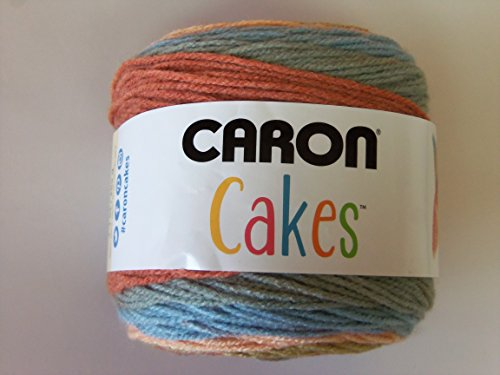 Caron Cakes Self Striping Yarn 383 yd 200 g (Fruit Cobbler)