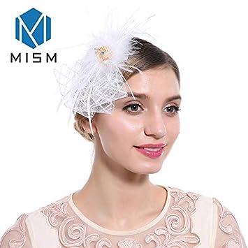 M Mism 1 Pc Hair Ornaments Hairband Girls Headband Hair Hoop Pearl Rhinesthones Hair Band Women Hair Accessories Apparel Accessories