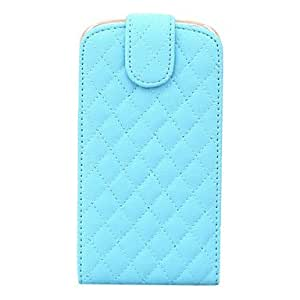 SOL ships in 48 hours Luxury PU Leather Flip Case Cover with Card Slot for Samsung Galaxy S3 I9300 (Assorted Colors) , Blue