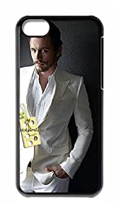 Custom James Franco Cover Case for iPhone 5C