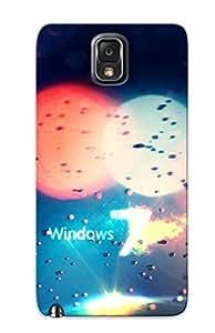 Fashion NrtrRWX5369mhklt Case Cover Series For Galaxy Note 3(windows 7 )