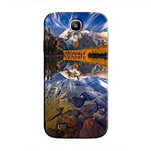 Cover It Up - Mirror Lake Galaxy S4 Hard Case