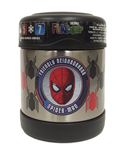 Thermos Spiderman FUNtainer Food Jar (10oz)