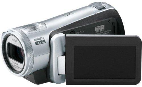 Panasonic デジタルハイビジョン SDビデオカメラ SD5 シルバー 3CCD搭載 HDC-SD5-S