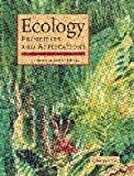 Ecology : Principles and Applications, Reiss, M J, 0521588022