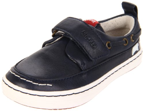 Camper Kids 80250-002 Slip-On (Toddler/Little Kid),Denim/Honey,23 EU (7.5 M US Toddler) by Camper