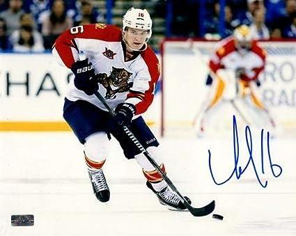 Aleksander Barkov Autographed Signed Auto Florida Panthers 8x10 Photograph  - Certified Authentic 5234952ea